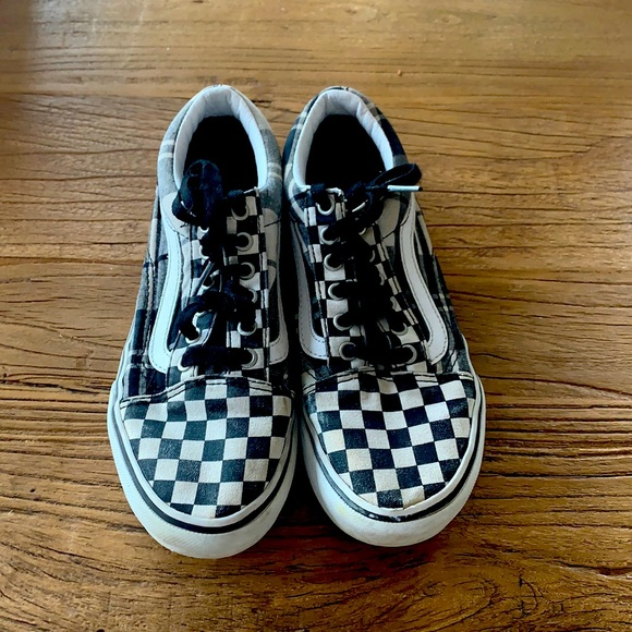 Vans size youth 3